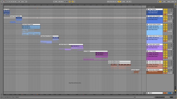 Future Bass Drums - Screenshot 1