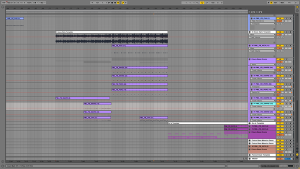 Future Bass Drums - Screenshot 2