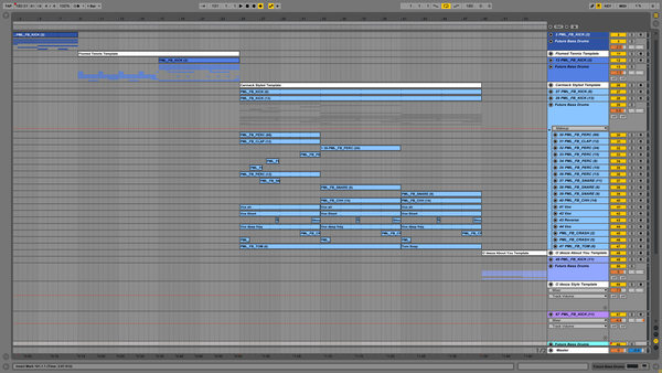 Future Bass Drums - Screenshot 3