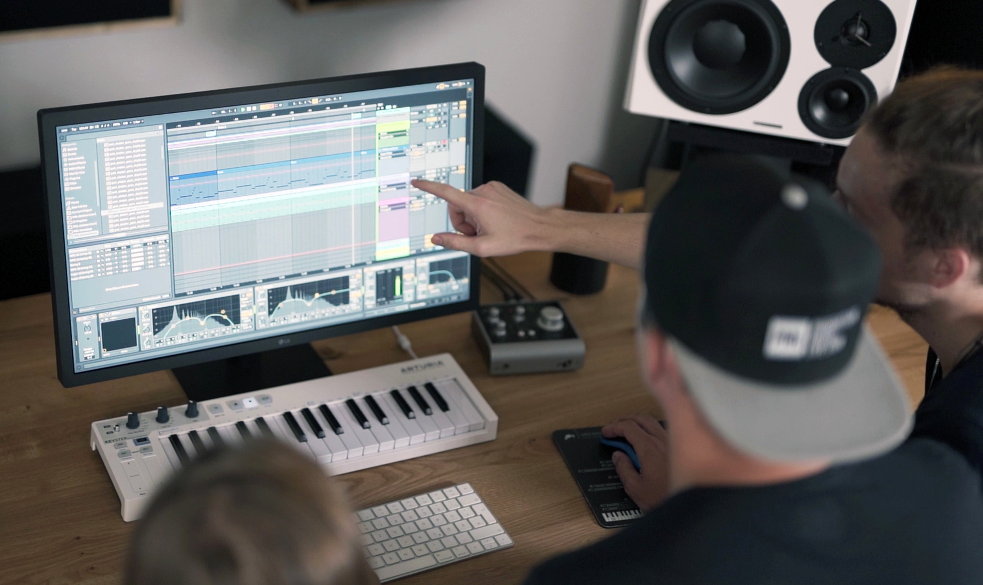 ableton music courses by Production Music Live