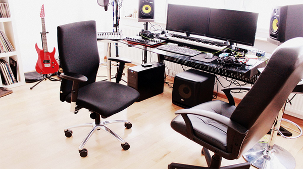 Home studio ableton