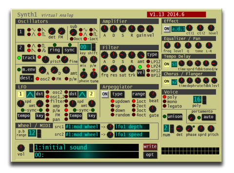 Best FREE VST Plugins For Trap Beats Daichi Laboratory Synth1
