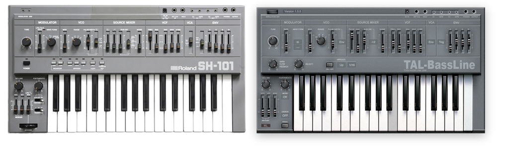 Top 5 Free Emulations Of Famous Synths - Minimoog, DX7, Juno