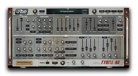 Best FREE VST Plugins For Trap Beats U-He Tyrell N6