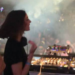 Amelie Lens Performing at Sea You Festival 2019