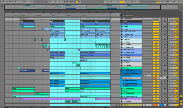Matt simons catch & release deepend remix ableton remake