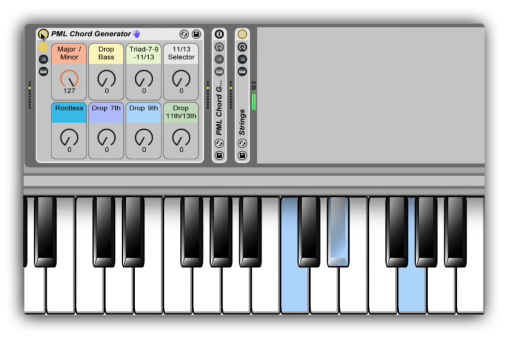 Create Awesome Chord Progressions with this FREE MIDI Rack