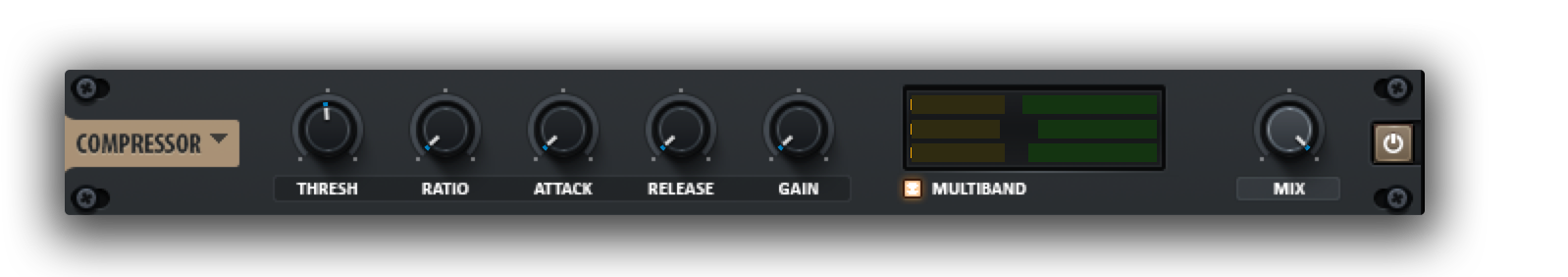 compressor ott tip xfer serum production