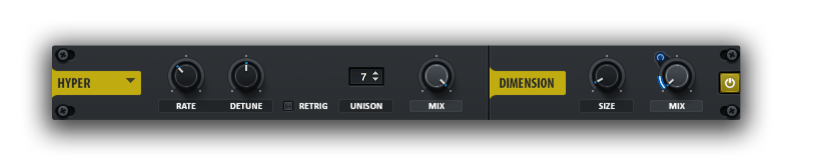 hyper production tips xfer serum effect fx