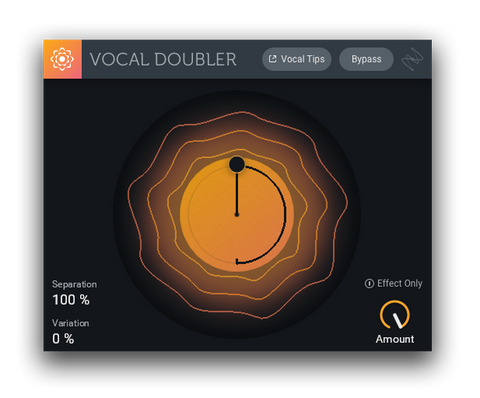iZotope Vocal Doubler is the best free VST plugin for vocals