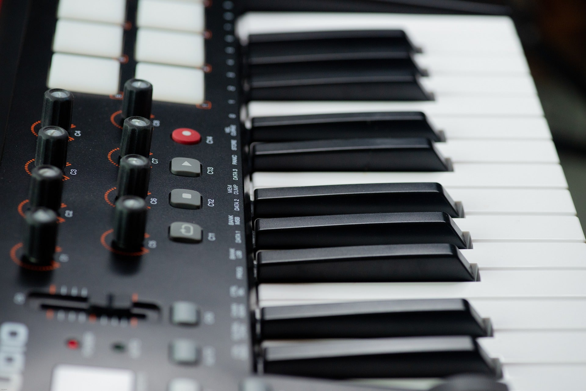 What Music Gear Do You Need To Make Music MIDI Keyboard