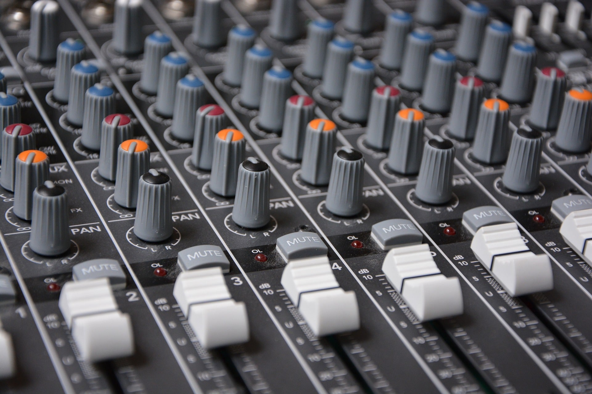 Difference between producing and mixing