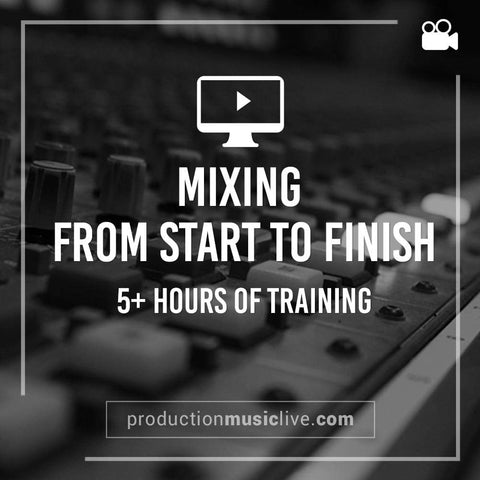 How to mix your music course