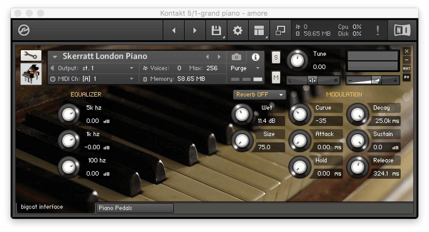 upright piano free kontakt instruments