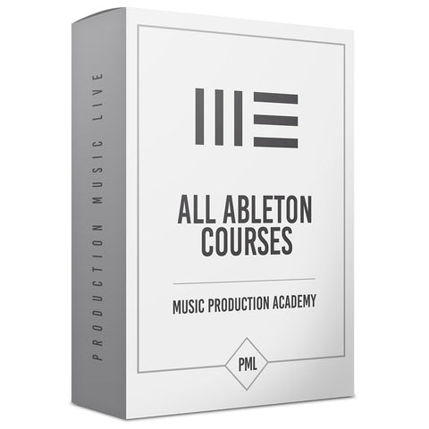 All Courses Bundle - Complete Music Production Lessons