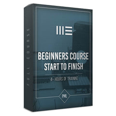 Beginner Course Start To Finish