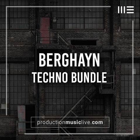 Berghayn Techno Bundle