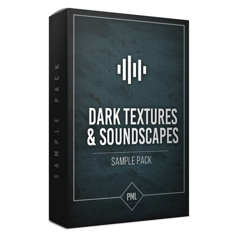 Dark Textures and Soundscapes - Sample Pack