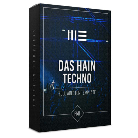 Das Hain - Techno Ableton Template