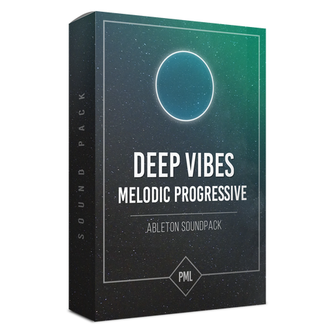 Deep Vibes - Progressive House - Sound Pack