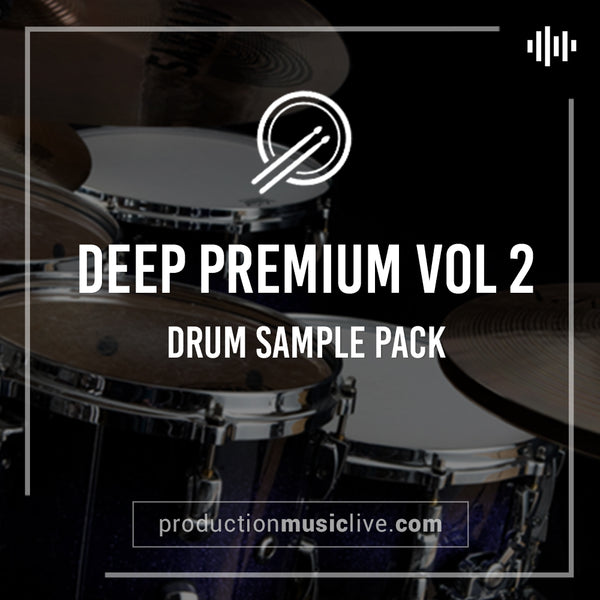 Deep Premium Vol 1 - Drum Sample Pack