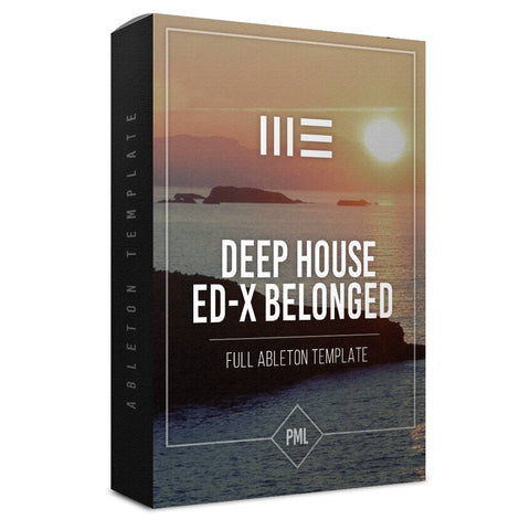 Belonged X Deep House - Ableton Template