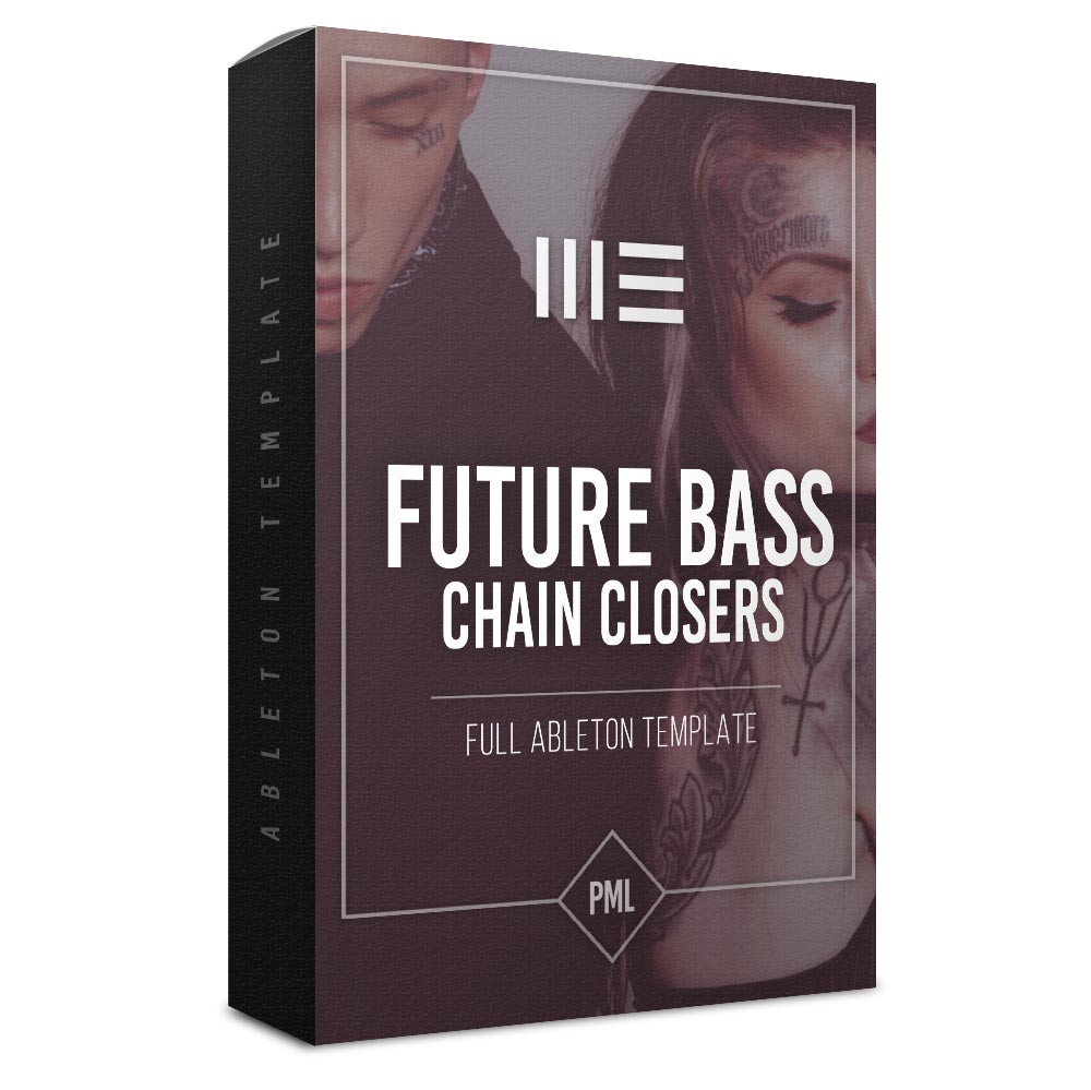 Chain Closers - Ableton Template