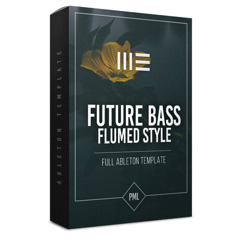 Flumed Style - Ableton Template