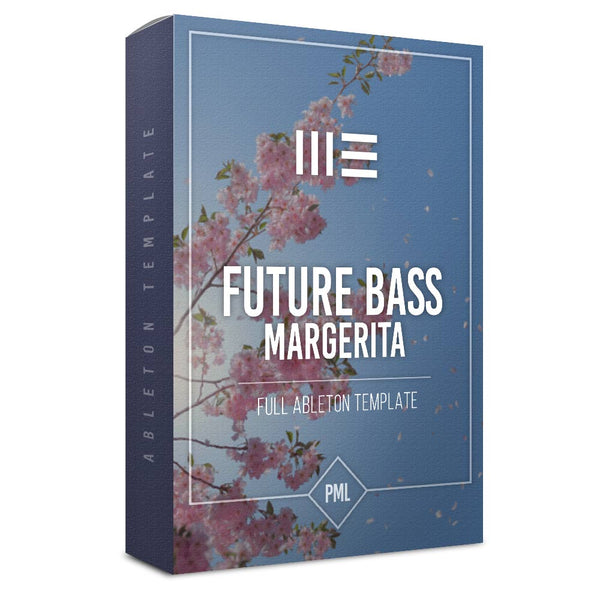 Future Bass Margerita - Ableton Template