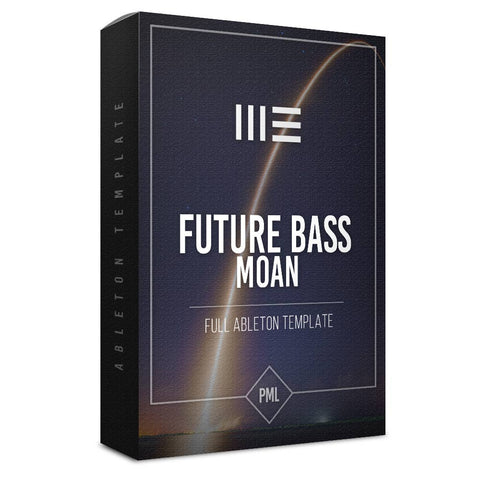 Future Bass Moan - Ableton Template