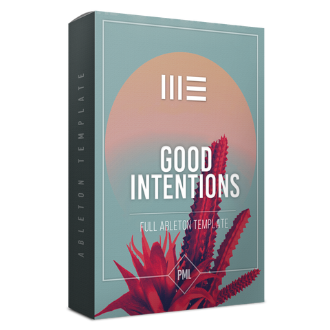 Good Intentions - Synthwave Ableton Template