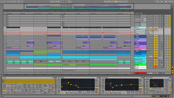 Wake Up - Progressive House - Ableton Template