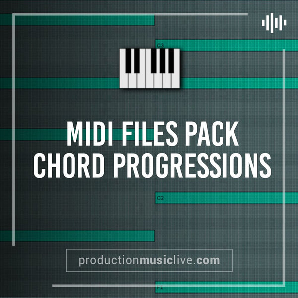 MIDI Chord Progression Pack