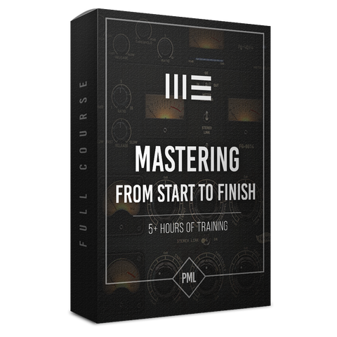 Course: Mastering from Start To Finish