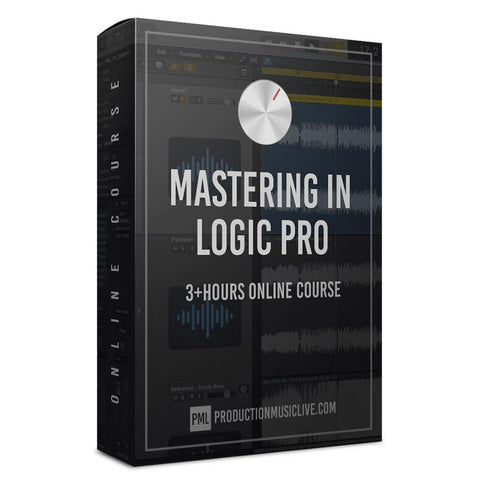 Course: Mastering in Logic Pro X