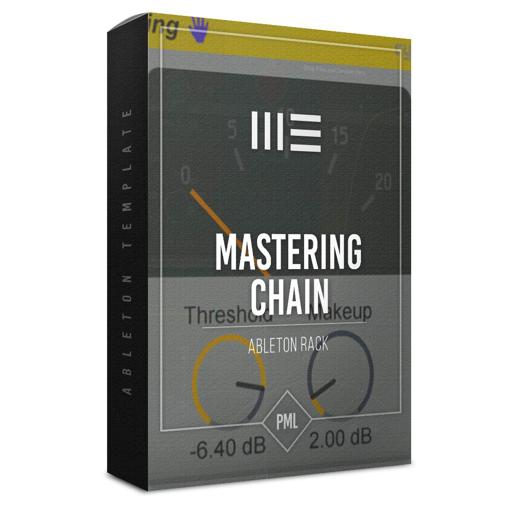 Mastering Chain Rack - Ableton only FX