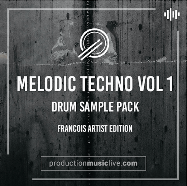 melodic techno vol1 drum sample pack pml. Black Bedroom Furniture Sets. Home Design Ideas