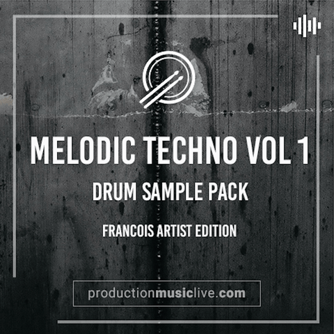 Melodic Techno Drums