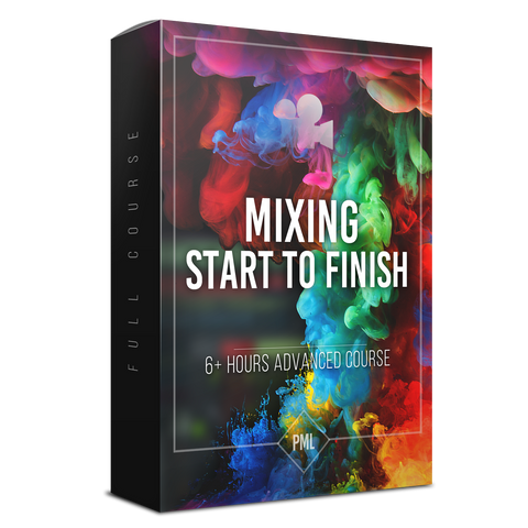 Full Mixing Course from Start to Finish in FL Studio