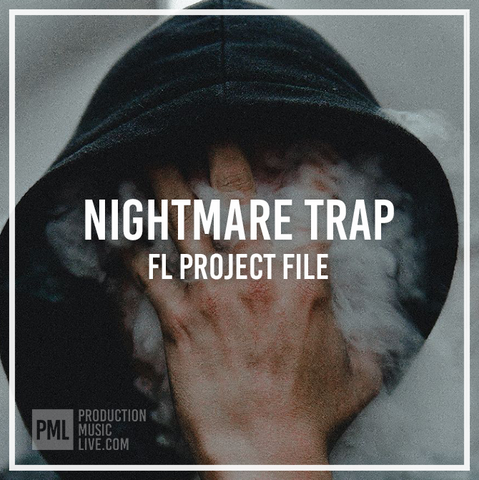 Nightmare Trap - FL Project File