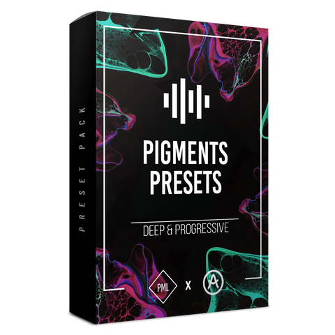 Pigments Preset Pack -  by Tim Engelhardt