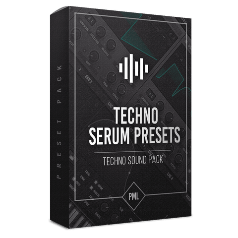 SERUM Presets: Techno