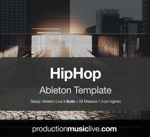 HipHop - Ableton Template