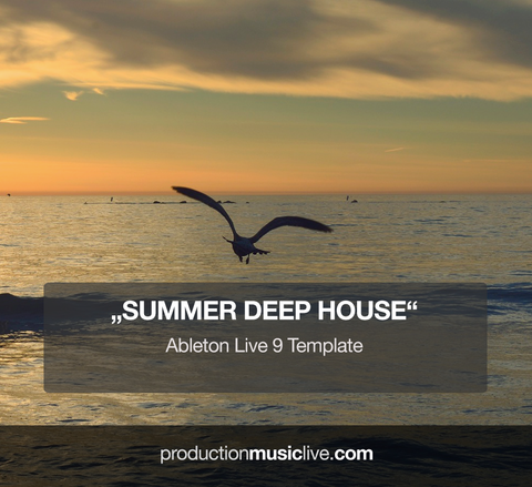 Summer Deep House - Ableton Template