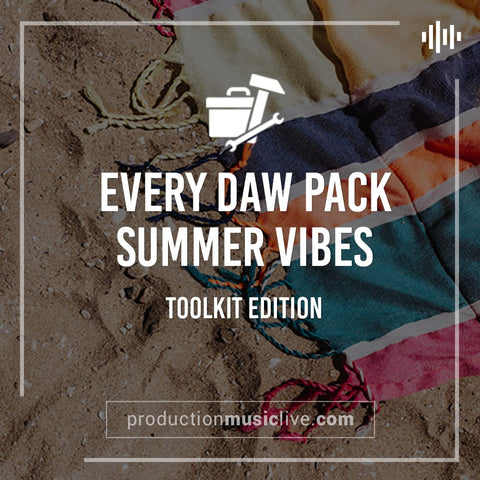 Summer Vibes V1 - Sample Pack (FL Version)
