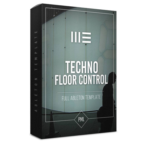 Floor Control - Techno Ableton Template