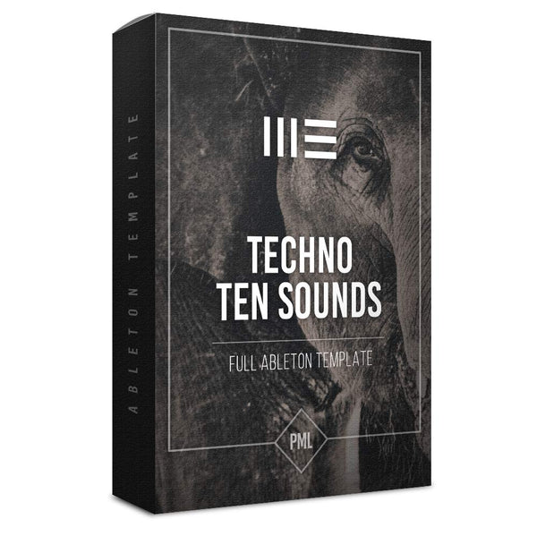 Ten Sounds - Ableton Template