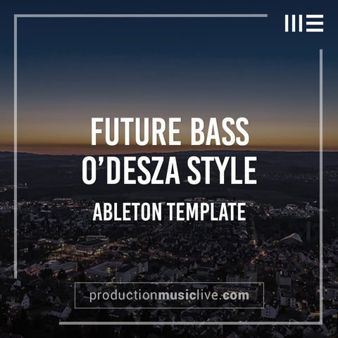 About You - O' Desza Styled  - Ableton Template