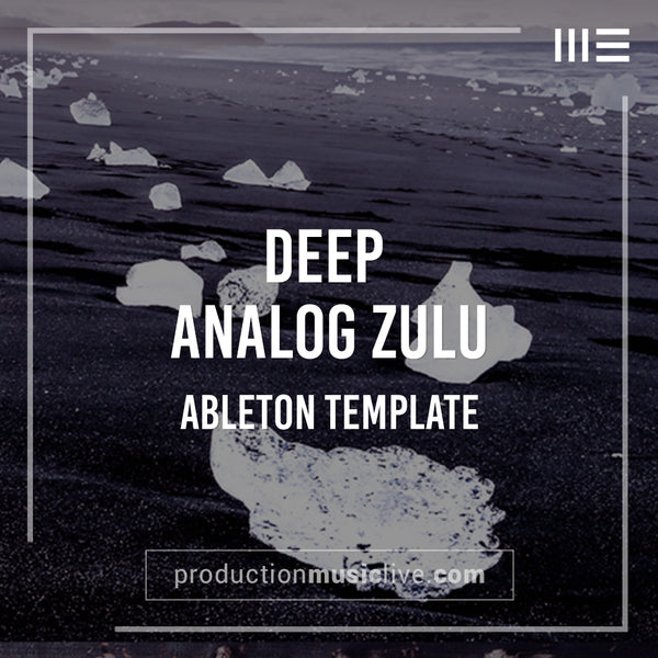 Analog Zulu - Techno Ableton Template