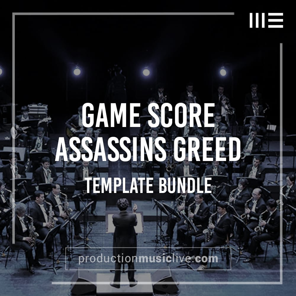 Score/Soundtrack Bundle - Assassins Greed